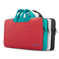 protable fashion cheap waterproof pu women 13.3 inch laptop bag