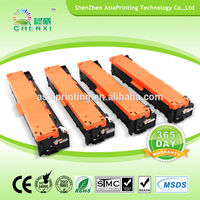 compatible color laser toner cartridge cf210a for hp Pro 200,color M251,267 from China factory