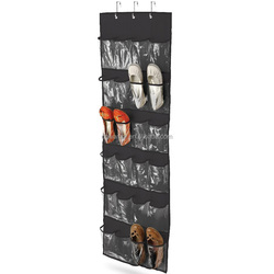 new design factory closet hanging shoe organizer for promotion