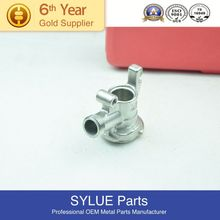 316 Stainless steel Chrome Plated spa joy pedicure chair parts 5 Axis