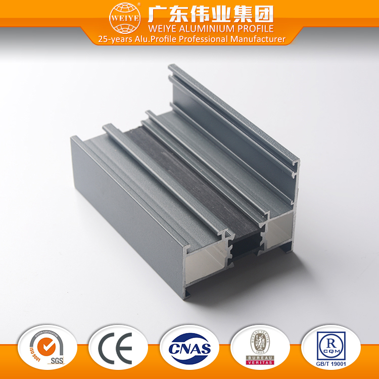 china made construction Thailand aluminum extrusion press factory aluminium profile supplier