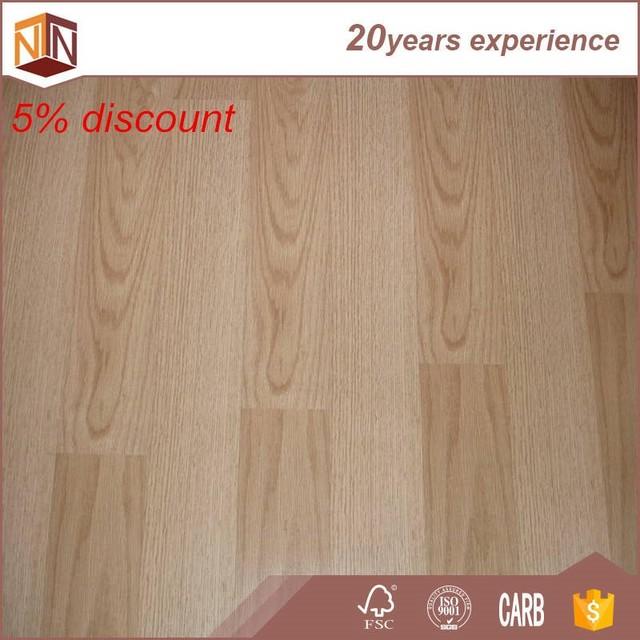7mm Soundproof Hdf Flooringyuanwenjun
