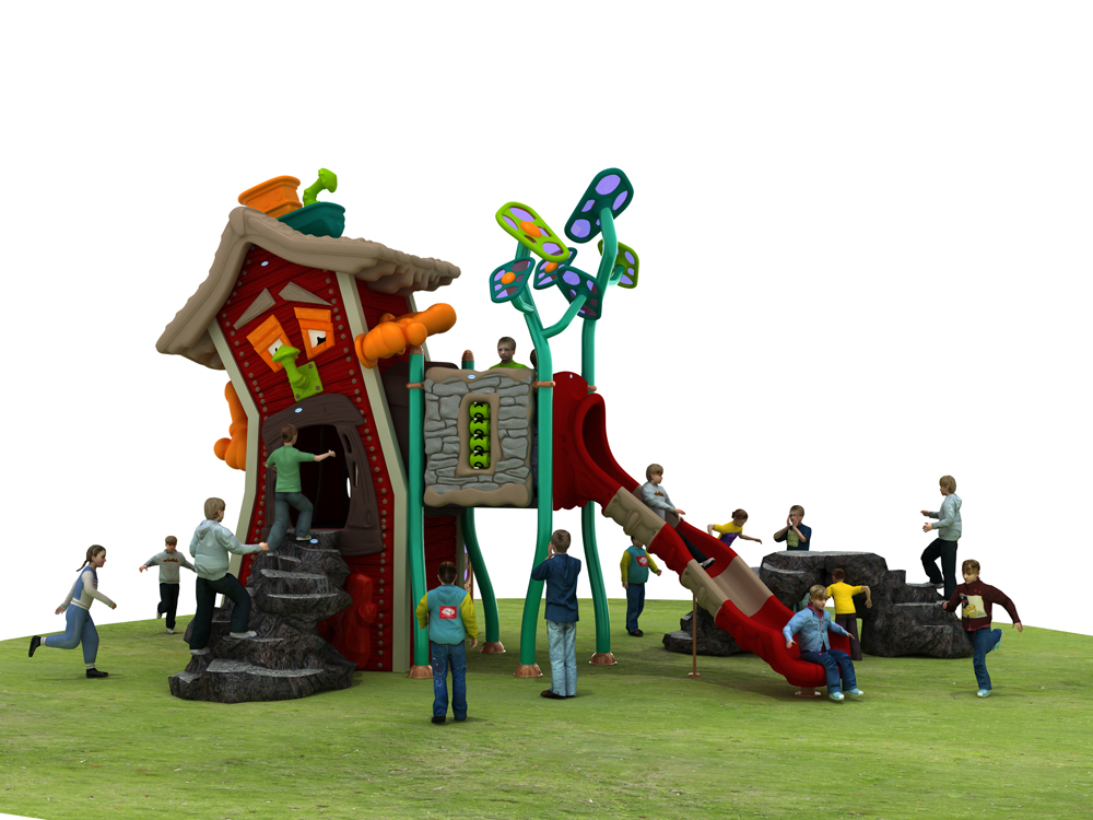 Latest novel desing children toys outdoor playground