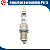 Hyundai natural gas used auto parts with V cut single electrode spark plug