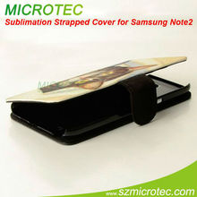 wallet leather case for samsung galaxy note2