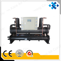 54 KW portable Low temperature chiller open type (0C)