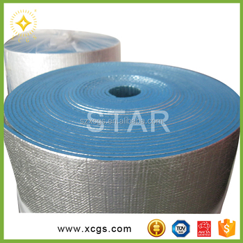 New Product Top Grade Foil Foam Thermal Insulation