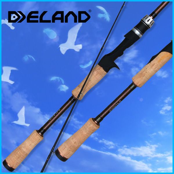 0477-Cork Handle Freshwater Lure Fishing Rod/ Guangzhou Spinning Angling Rod