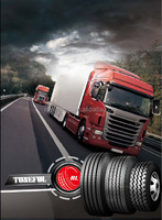 Tuneful Brand Truck&Bus tire Good quality Cheap truck tire 11R24.5