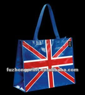 2013 fashion pp laminated non woven bag