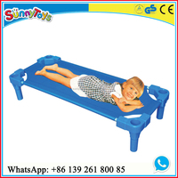 children furniture daycare children bed inflatable kid bed