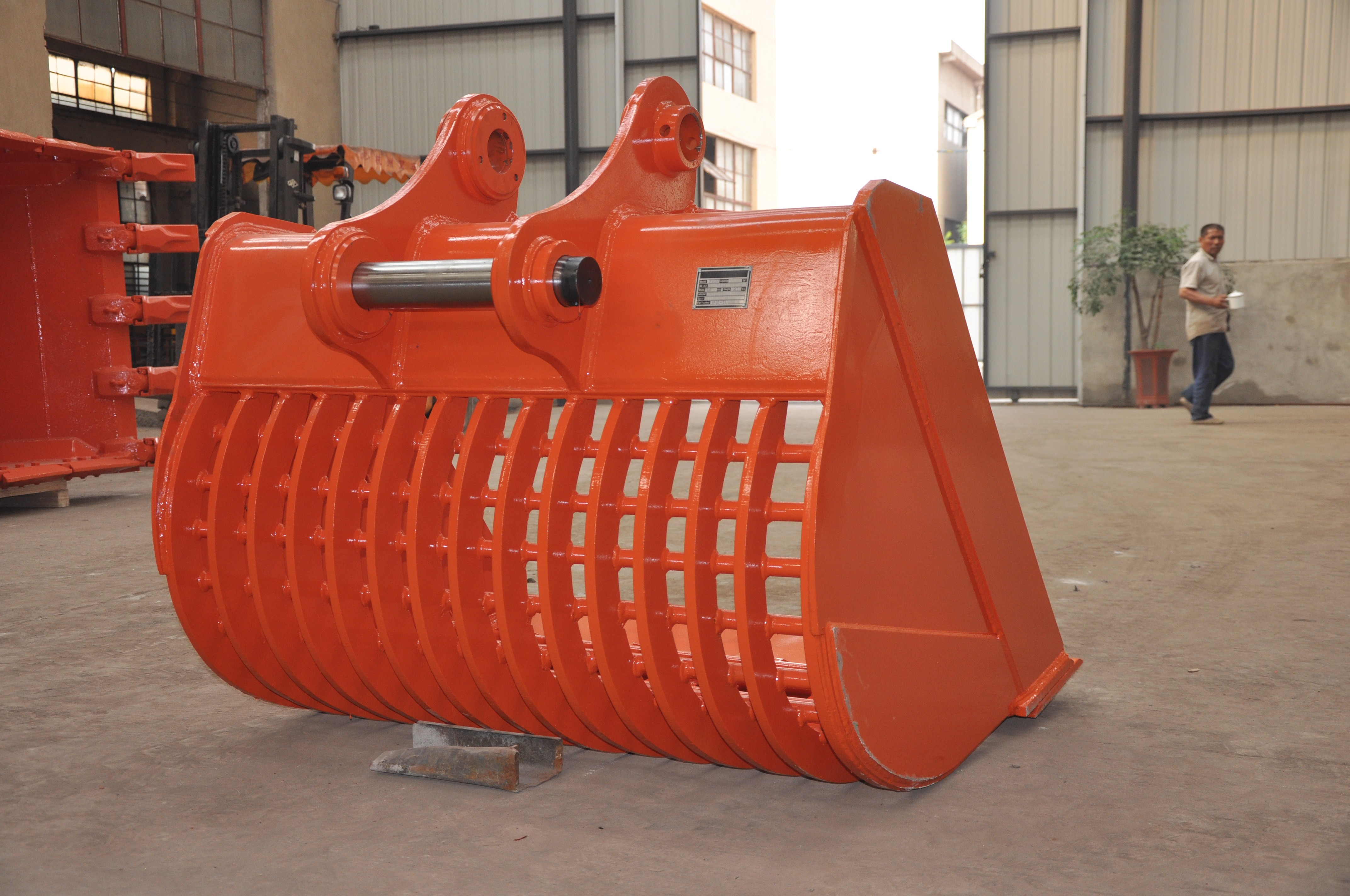 Factory wholesale screening bucket rotary for sale factory use