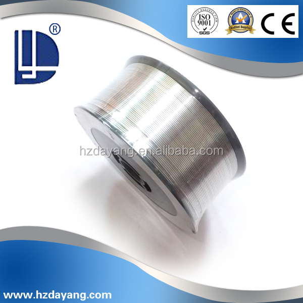 Aluminum alloy welding wire ER4043 Size MIG 1.2mm Packing :6kg/spool into carton