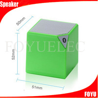 Handsfree outdoor sport Hi-end bluetooth speaker high powerful stereo bluetooth magic cube speaker hi fi speaker