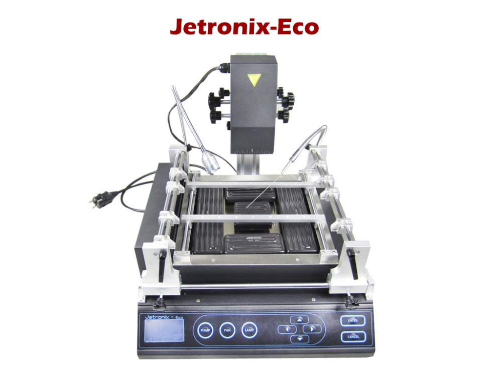 Jetronix-Eco BGA rework station for cell phone /laptop /pcb motherboard bga repair