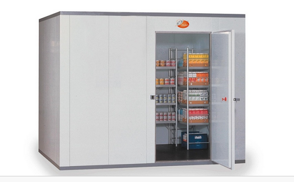 Middle Size Movable Refrigerator blast freezer Cold Room for Frozen Meat