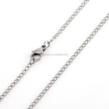 stainless steel chains /medium neck chain/long chain necklace