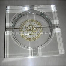 promotional gift high quality glass ashtray MH-G053