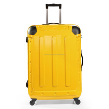Hard Shell 4 Wheel Spinner Luggage Suitcase ABS Trolley Case