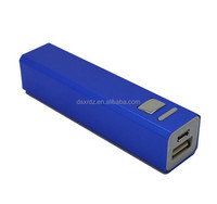 5V 1A External Mobile Battery Charger Pack high quality mobile 2600mAh Power Bank