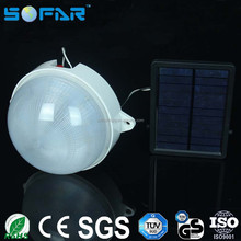 Wholesale high bright light solar power LED bulb light rechargeable Emergency Lamp LED