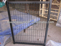 yard guard welded wire fence / plastic snow fence