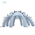 Fashion Style Inflatable Mechanical Bull Shade Tent Inflatable Dome Tent