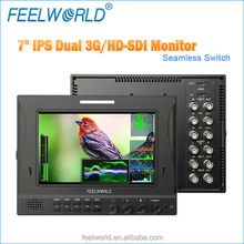 7 HDMI monitor with IPS 3G-SDI IPS Monitor WAVEFORM VECTORSCOPE