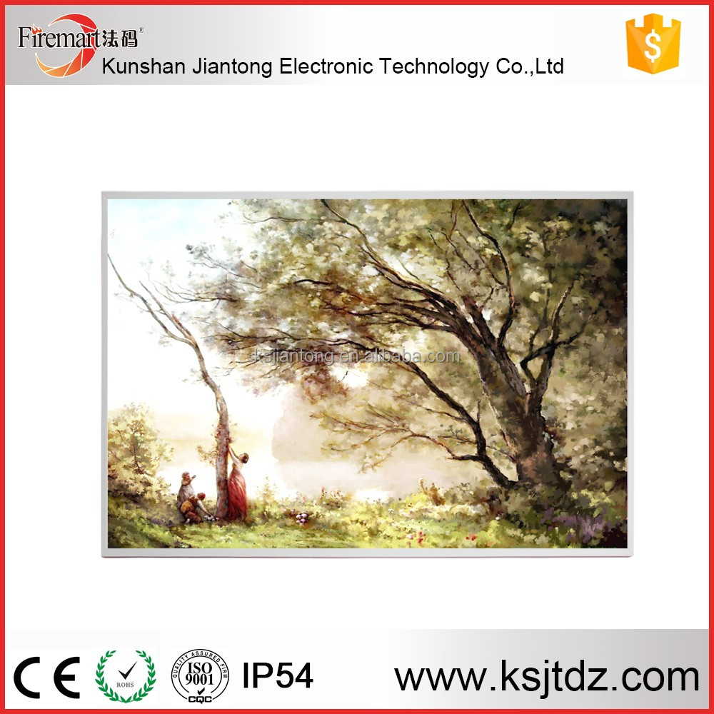 Wall Paneling Wholesale Infrared Heating Panel With Thermostat