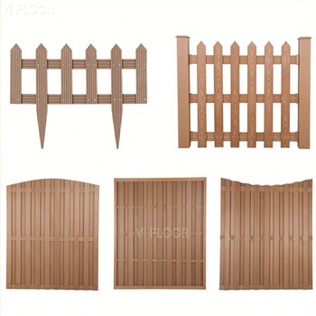 Cheap Composite Wood Fence Materials