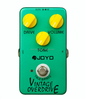 JF-01 JOYO guitar effect pedal, Vintage Overdrive Effect pedal