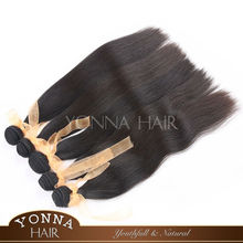 6A grade chinses virgin hair silky straight human hair weave wholesale 100% virgin chinese hair extension