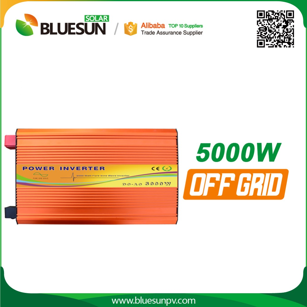 Germany standard solar inverter 380v 5kw for off grid solar power system