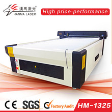 The most competition price of 150W sheet metal laser cutting machine for 0-3mm Carbon steel/Stainless steel