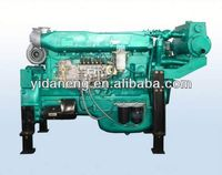 used marine diesel engine