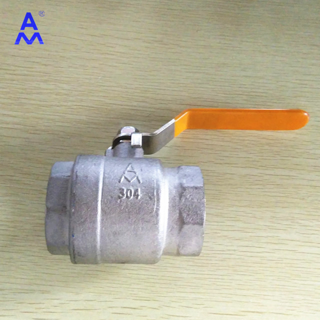 PN40 2pc 1 inch Full Port Stainless Steel <strong>Ball</strong> <strong>valve</strong>