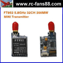 FPV FT952 5.8GHz 32CH 200MW Video Mini Transmitter FT952 MINI drones