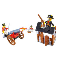 Chinese Website Child Plastic Building Blocks Toy Pirate Figures Of Pirate Series