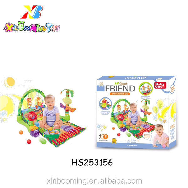 wholesale hot baby forest music play mat
