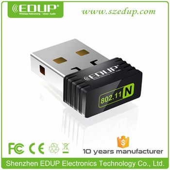 EDUP EP-8531 150Mbps Wireless 11n Nano Size USB Adapter