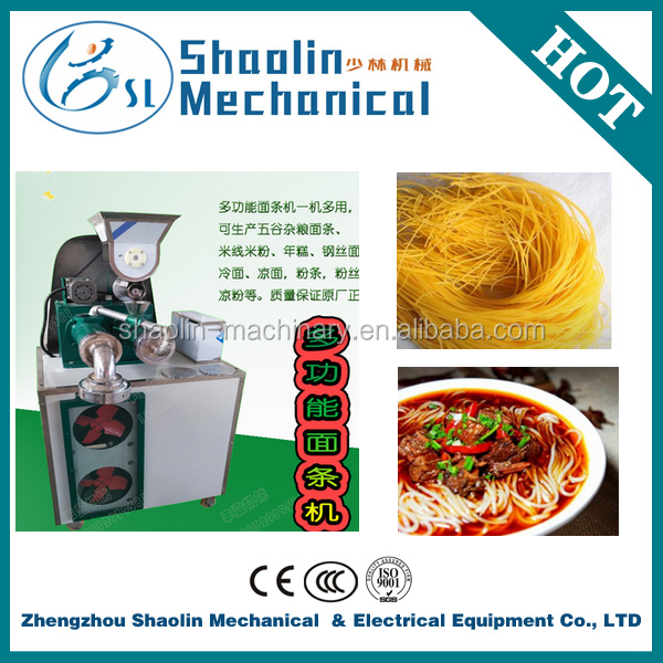 Lowest price macaroni pasta making machine with best service