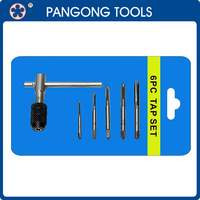 Free sample 6pc small tap set hand tools