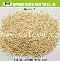 AD dehydrated garlic granule dried natural garlic 8-16mesh 40-80mesh