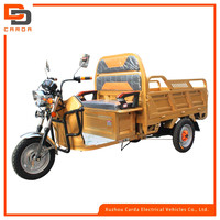 electric tricycle for cargo three wheels e-rickshaw for cargo
