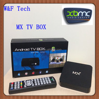 Preinstalled XBMC WiFi Google android 4.4 Smart TV Box Amlogice S805 quad core amlogic mx android tv box