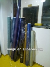 blue transparent pvc film in india