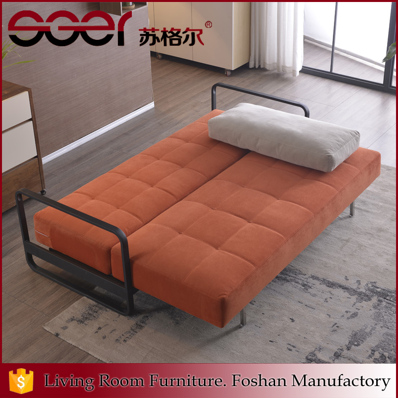 2016 New products lazy boy sofa bed folding trundle bed