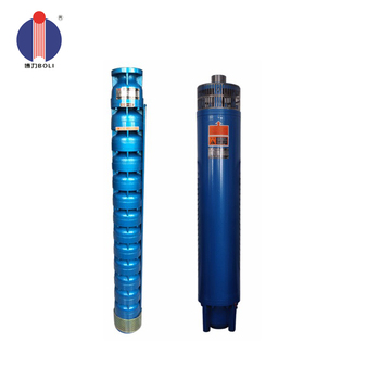 Professional design Distinctive submersible tube well water pump