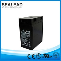 wonderful performance sealed lead acid MF type 2V 600Ah battery stationary AGM for UPS surge protector