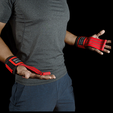 Gymnastiek Palm Guard Grips Met Polssteun